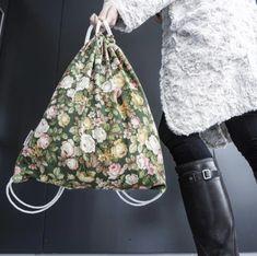 Drawstring Backpack, Jumpsuit, Backpacks, Shorts, Bags, Diy, Fashion, Catsuit, Handbags