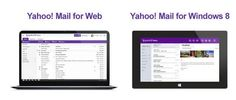 Yahoo! Mail с нов дизайн и приложения за Windows 8, iOS и Android