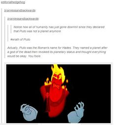 Every tumblr post involving Hades from Hercules is amazing...