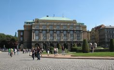 Univerzita Karlova v Praze, Czech Republic