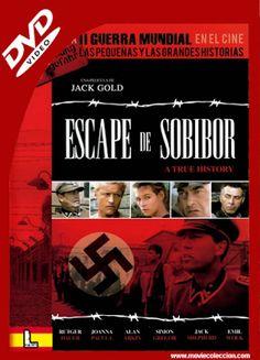 Escape de Sobibor 1987 DVDrip Latino ~ Movie Coleccion