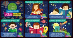 TIPs para incentivar a tus hijos a la lectura Spanish Lesson Plans, Spanish Lessons, Toddler Play, Projects To Try, Lunch Box, Blog, Clip Art, Activities, Writing