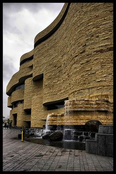 "American Indian Museum by gainsheritage ""Commenting when I Can"", via Flickr"