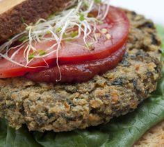 Best Quinoa Burger Recipe