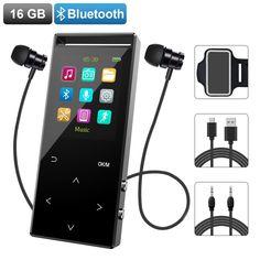 Portable 1.8inch LCD Digital FM Radio Sound Recorder MP4 MP3 Music Player Grace