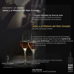 Con motivo del Vinos de Jerez Sherry Wines Festival, proyección en exclusiva de la película Jerez & El Misterio del Palo Cortado, de José Luis López Linares.  Tras la proyección, se ofrecerá una degustación de los vinos que protagonizan el largometraje. Toda la info, pinchando sobre la imagen.