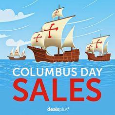 Columbus Day Sales 2015