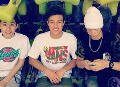 Carter, Cameron, Taylor!