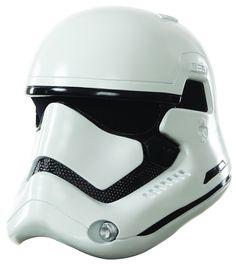 Amazon | スターウォーズ エピソード7 ストームトルーパー 2pcsヘルメット コスチューム小物 32311 | コスプレ・仮装 通販