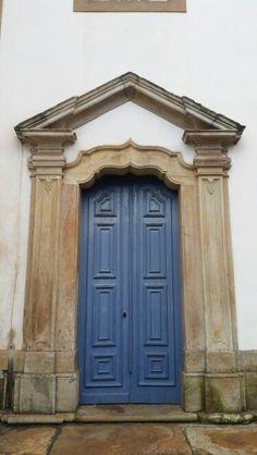 Church Door of Nossa Senhora do Carmo