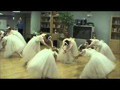Abagail Dance - Silent Night - YouTube