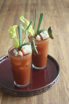 Sriracha Bloody Mary | MyBakingAddiction...