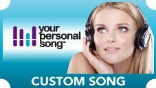 Give the gift of a custom song!