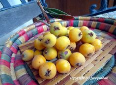 Taste of Nepal: Loquat Fruit of Nepal  - लौकाट