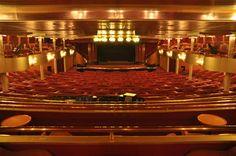 Salón de Espectáculos Broadway - barco Sovereign