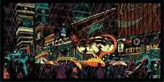 "Blade Runner - Raid71 - ""Don't Walk"" ----"
