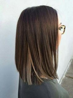 Meu cabelo, cabelo lindo, cabelo balayage, cabelo curto com luzes, cabelo liso Hair Day, New Hair, Medium Hair Styles, Short Hair Styles, Hair Medium, Medium Cut, Long Bob Hairstyles, Hairstyles 2016, Layered Hairstyles