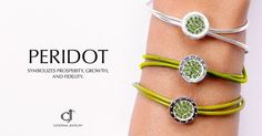 Celebrate someone dear born in August with our peridot-inspired pieces! Associated with the sun and prized as a talisman of harmony, prosperity, and good fortune, peridot is revered as a stone of the nature, full of remarkable qualities. Its mellow green color communicates wisdom, peace, happiness, and conjugal fidelity, which is why it's considered the best gift for a couple's 16th anniversary. Learn more about peridot: https://www.caterinajewelry.com/august-birthstone-peridot/
