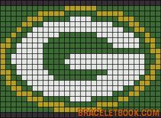 Alpha Friendship Bracelet Pattern #7546 - BraceletBook.com