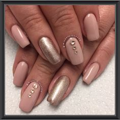OPI Gelcolor - soakoffgelpolish - gel nail polish - elegant nails - pretty nails - Swarovski crystals - nail design