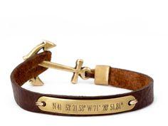 World Traveler's Bracelet - Tan