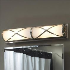 "Vanity Light Refresh Kit Neat Idea To Cover Up ""hollywood"" Style Lightscatalina 7In X 26"