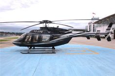 This new to market Bell 407 sn: 53127 is VIP w/air conditioning #helicopter #bizav  http://www.globalair.com/aircraft_for_sale/Helicopters/Bell/Bell__407_for_sale_68649.html