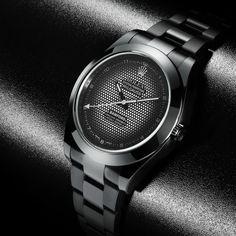Bamford Watch Department – Customised Luxury Watches – Black Rolex MGTC   –  Rolex Milgauss 'Aftershock' White