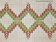 Swedish Embroidery, Types Of Embroidery, Ribbon Embroidery, Embroidery Stitches, Embroidery Patterns, Huck Towels, Swedish Weaving Patterns, Monks Cloth, Weaving Designs
