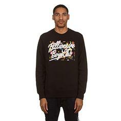 Billionaire Boys Club 861-7307 (Fall 2 2016) BB Viva Las Vegas Crew Sweatshirt (M, Black) - Brought to you by Avarsha.com