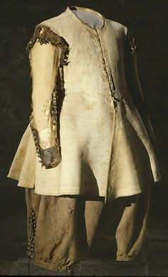 Courtesy of The Royal Armoury (http://emuseumplus.lsh.se/eMuseumPlus). On the 8th of August 1627, Gustavus Adolphus of Sweden (Gustav II Adolf) was injured in the clash at Dirschau. These are the clothes that he wore on the occasion.