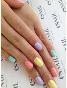 Immagini nails art