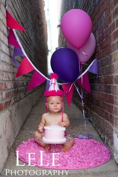 Baby Girl 1st Anniversaire Rainbow Tutu Outfit robe Gâteau Smash séance 12-18 M UK