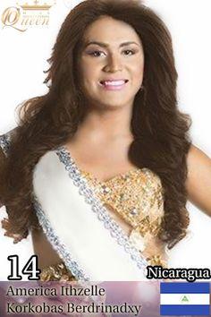 America Ithzelle Korkobas - Nicaragua