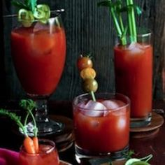 Sriracha Bloody Mary Sounds Delish !! I'll have mine with a pickle !
