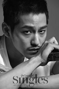 Kim Bum Broods For Singles' July 2015 Issue | Couch Kimchi
