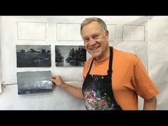 """BobBlast 86 """"Landscape Painting & the Four Compositions Part One"""" - YouTube"""