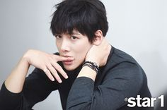 #JiChangWook for @ star1 Magazine September 2015 issue