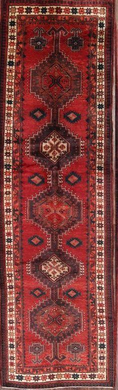 Vintage Geometric Tribal Runner Ardebil Persian Oriental Rug x Turkish Rugs, Persian Rug, China Russia, Kitchen Rug, Traditional Rugs, Modern Rugs, Tibet, Afghanistan, Nepal