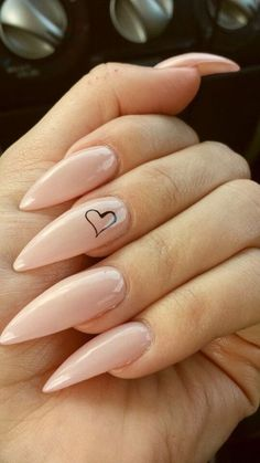 Are you looking for short and long almond shape acrylic nail designs? See our collection full of short and long almond shape acrylic nail designs and get inspired!