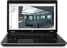 HP ZBook 17 F0G55EA