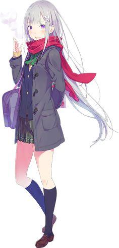 MF文庫J 春一番フェア特設サイト Anime Sexy, All Anime, Anime Manga, Anime School Girl, Anime Art Girl, Anime Girls, Kawaii Cute, Kawaii Girl, Anime Style
