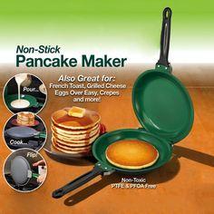 Non-Stick Pancake Maker