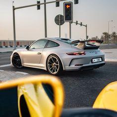 Early morning cruises...  #Porsche991