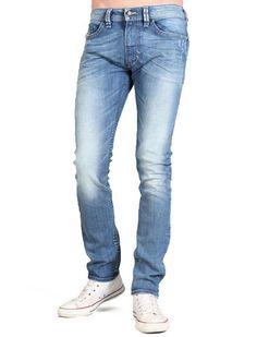 $380 Diesel Thavar Slim Skinny Jeans 28x30