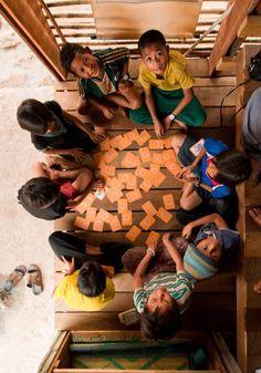 Library in Ban Tha Song Yang  Ban Tha Song Yang / Birmania / 2009