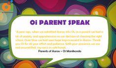 Oi Parent Speak
