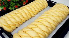 Roti Bread, Bread Recipes, Cooking Recipes, Eggless Baking, Sweet Buns, Pastry Art, Dessert Bread, Dinner Rolls, Sweet Bread