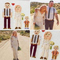 How is your weekend, friends? Do you remember a wedding portrait several posts back?  With the dress that was a challenge Here are some side by side pictures!And again it was a challenge for me to choose some of them.☺