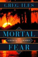Mortal Fear by Greg Iles. Harper Cole, a systems operator for an explicit online service for the rich and famous, finds himself the main suspect in a series of murders after someone penetrates the site's state-of-the-art security.